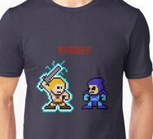 He-man, Skeletor fight! MYAAAAAAAAHH! Unisex T-Shirt