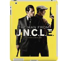 Man From U.N.C.L.E the movie iPad Case/Skin