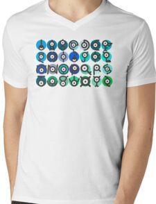 Unown Alphabet - 2nd Gen Mens V-Neck T-Shirt
