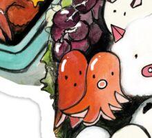 Bento Box Tee Sticker