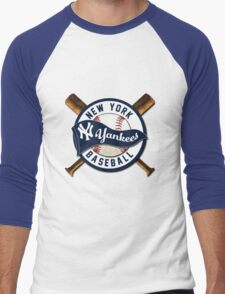 New York Yankees Men's Baseball ¾ T-Shirt