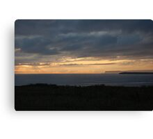 The Ends of this Earth Canvas Print