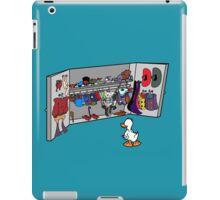Which Duck to Be Today? iPad Case/Skin