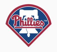 Philadelphia Phillies Baby Tee