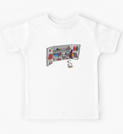 Which Duck to Be Today? Kids Tee