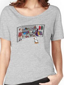 Which Duck to Be Today? Women's Relaxed Fit T-Shirt