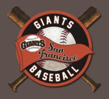 San Francisco Giants One Piece - Short Sleeve