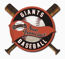 San Francisco Giants Kids Clothes