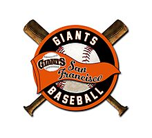 San Francisco Giants Photographic Print