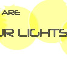 There... Are... Four... Lights! Sticker