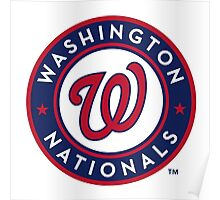 Washington Nationals Poster