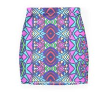 psychedelia #6 Pencil Skirt