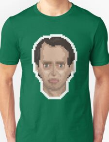 Steve Buscemi Pixel Art Illustration Unisex T-Shirt
