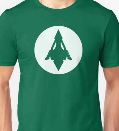 Arrow, Lantern, Whatever's Green Unisex T-Shirt