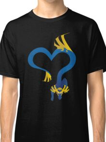Dragon Heart ~ Blue Flame Classic T-Shirt