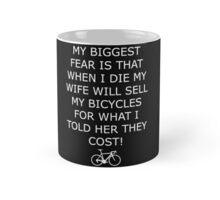 When I Die Mug
