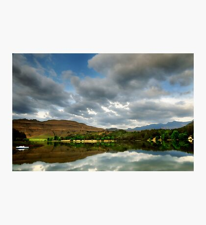 Naverone reflection - South Africa Photographic Print