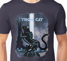 Tron Cat Unisex T-Shirt