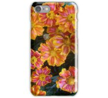Time-honored marigold iPhone Case/Skin