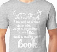 Transportation of reading Unisex T-Shirt