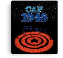 Cap 1945 Canvas Print