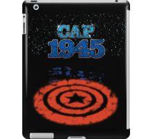 Cap 1945 iPad Case/Skin