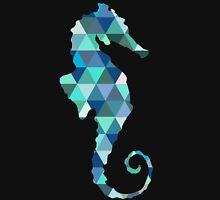 Seahorse (Geometric) Unisex T-Shirt