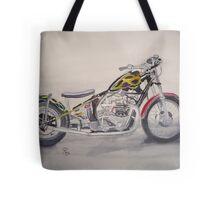 Triumph Bobber Tote Bag