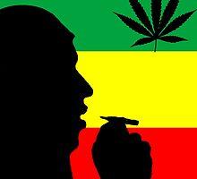 Marijuana by dominikt