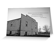God Can Restore Greeting Card