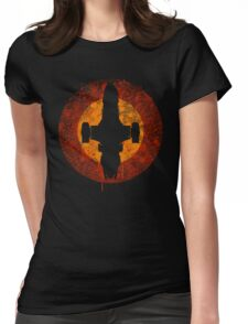 Serenity Eclipse Womens Fitted T-Shirt