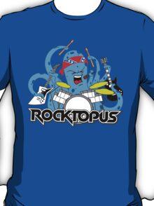 Rocktopus - Rocking Octopus T-Shirt