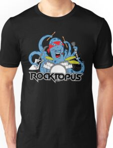 Rocktopus - Rocking Octopus T-Shirt