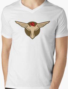 Carter Commandos Mens V-Neck T-Shirt