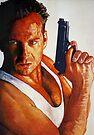 Die Hard by Michael Haslam