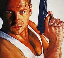 Die Hard by Michael Haslam