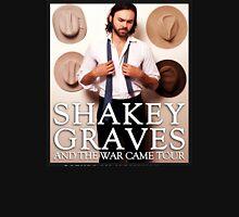 Shakey Graves Tour 2015 Unisex T-Shirt