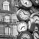 Paris Time by Alex Cassels