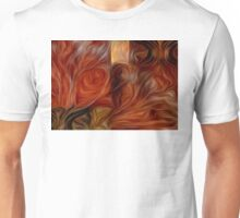 Abstract Colors Oil Painting #4 Unisex T-Shirt
