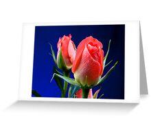 Beautifully Pink Greeting Card