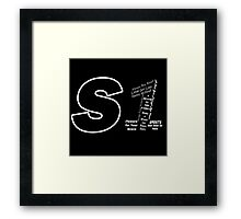 Castle S1 Framed Print