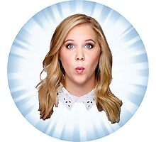 Comedian Amy Schumer Photographic Print