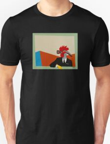 Cocky Unisex T-Shirt