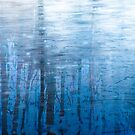 Blue Ice Reflexion by finnarct