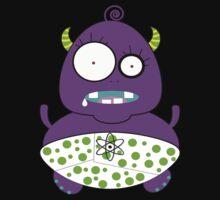Monster Baby Baby Tee
