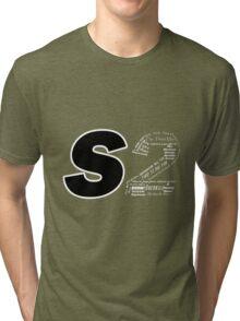Castle S2 Tri-blend T-Shirt