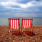 Deck chairs by nickilalala