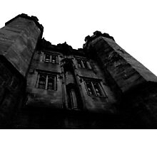 the gate house Photographic Print