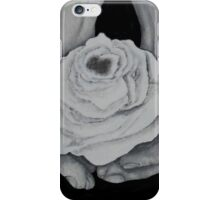 A Rose For Child Cancer iPhone Case/Skin