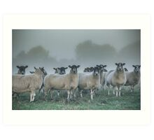 You and ewes army? Art Print